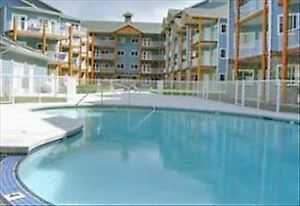 Lakefront vacation condo for rent