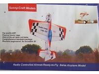 RC Plane - Knife Loop YAK.3D - new in box