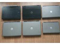 Dell Laptops Various Models £50-80