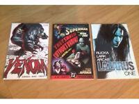 BRAND NEW Graphic Novels & Comics £10