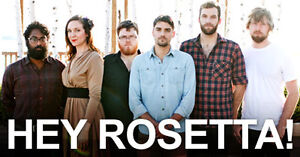Selling one hey rosetta ticket for friday dec 16