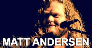Matt Andersen & The Mellotones | Regent Theatre | May 3