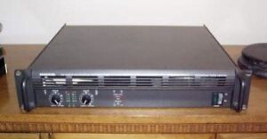 Mackie M1200 Power Amp - Great Condition