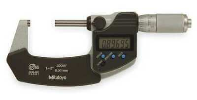 Mitutoyo 293-345-30 Electronic Digital Micrometer1 To 2