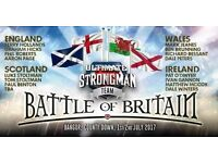 ULTIMATE STRONGMAN: BATTLE OF BRITAIN 4 NATIONS TEAM CHAMPIONSHIP
