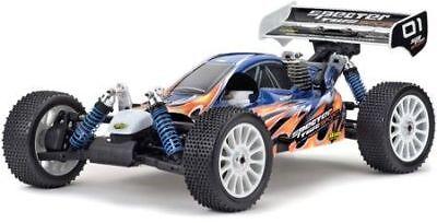 Verbrenner Buggy 1:8 Specter 2 Sport V25 4,1cm³ von Carson # 500202007