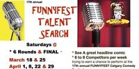 17th Annual FUNNYFEST TALENT SEARCH ( Round 5)