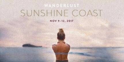 Wanderlust Tickets 4 Day X2 - Valued at $490 EACH