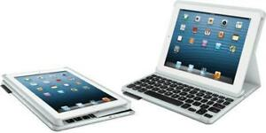 AWESOME SALE ON LOGITECH FOLIO CASE FOR IPAD 2/3/4 & LOGITECH MUTLI-DEVICE KEYBOARD (K480) - BLACK & VERBATIM KEYBOARD