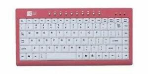 Case Logic Travel Multimedia Wired Keyboard - KD-301 Pink