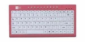 Case Logic Travel Multimedia Wired Keyboard - KD-301 Pink