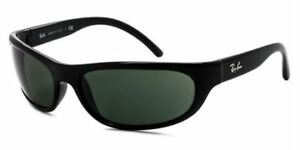 Ray Ban Men's Wrap Sunglasses