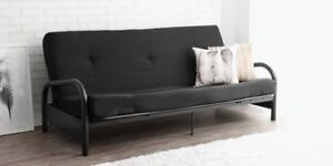Futon Sofa Bed - double (full) sized - like new condition
