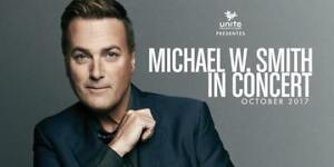 Michael w smith tickets