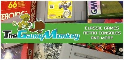 The Game Monkey's Shop