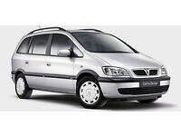 Wanted - Vauxhall Zafira or similar 7 seater - must be good runner with MOT - pay upto £500