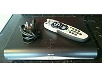 SKY+HD BOX, 500GB, 3D ANYTIME ON DEMAND READY, GREAT CONDITION POWER LEAD & REMOTE CONTROL INCLUDED