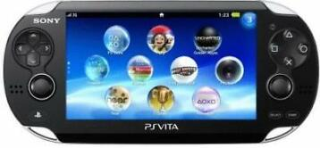 Refurbished: Sony PlayStation Vita [wifi] zwart