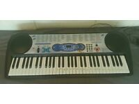 Casio LK 40 Lighting Keys keyboard. Great condition