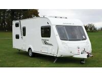 SWIFT CHARISMA 2011 – 6 BERTH CARAVAN
