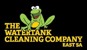 The Water Tank Cleaning Company East SA Goolwa Alexandrina Area Preview