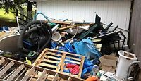 loads to the dump and junk removal