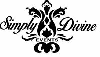 Edmonton event planning - Simply Divine - weddings and events