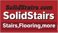Solid oak stair  renovation, custom color from $998.00