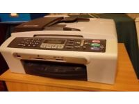 Brother MFC260C fax machine (also scans and copies)
