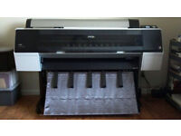 Epson 9900 Canvas Photo Printer, 2 Months Warranty Remaining