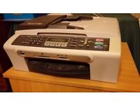 Brother MFC260c fax/scan/copier £40.