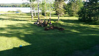 Excavation, Landscaping, Lawn Care