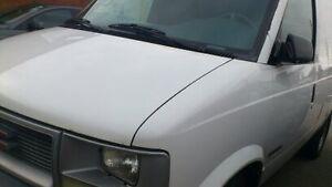 2003 Chevrolet Astro Minivan, Van