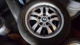 Original Bmw alloys