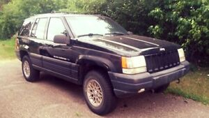 1998 Jeep Grand Cherokee VUS