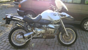 2000 BMW gs1150- legendary bike does all