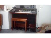 Yamaha EL 70 Organ Excellent Condition