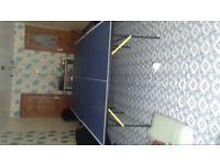 Table tennis.