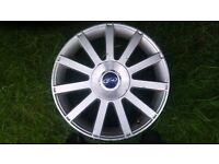 Ford fiesta st alloys 17''