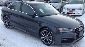 2015 Audi A3 2.0T Progressive AWD LOADED