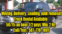 Truck available !!