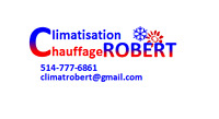 Reparation air conditionner  thermopompe centrale ou murale