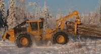 Skidder operator wanted