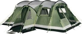 Outwell Montana 6 Tent - Excellent Condition