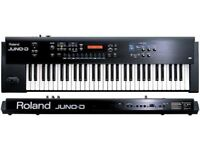 Juno-D Limited Edition Synth