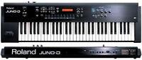 Clavier Roland Juno D Echange/trade