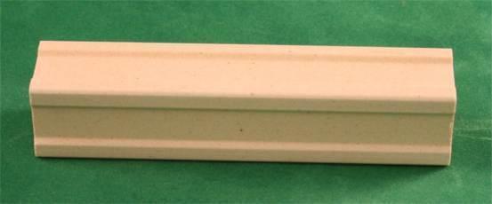 "5"" Kiln Post for Any Size Kiln 5x1x1 Furniture Shelf"