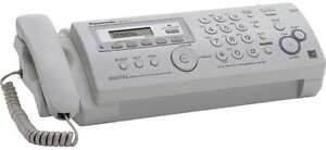 Panasonic Plain Paper Scan Fax/Copier Machine w/ Answering+Duplex Speaker Phone