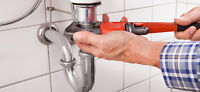 Small to medium plumbing jobs