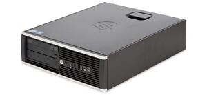 HP 8200 Elite Small Form Factor